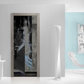 Αυτοκόλλητο Πόρτας Dark Art - Decotek 20120