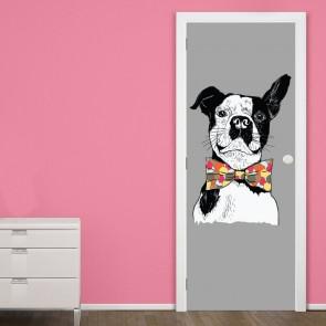 Αυτοκόλλητο Πόρτας Pop Dog - Decotek 20134