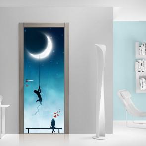 Αυτοκόλλητο Πόρτας I Will Give You Everything - Decotek 20135
