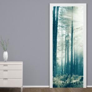 Αυτοκόλλητο Πόρτας In The Forest - Decotek 20141