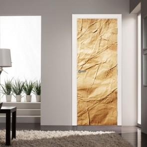 Αυτοκόλλητο Πόρτας Old Paper Texture - Decotek 20147