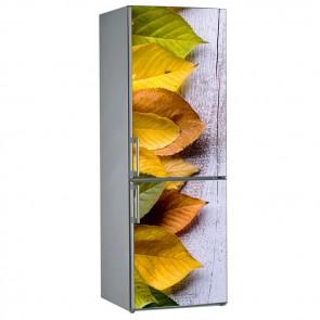 Αυτοκόλλητο Ψυγείου Autumn Leaves - Decotek 19056