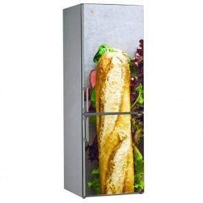 Αυτοκόλλητο Ψυγείου La Baguette - Decotek 19067