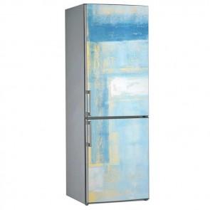 Αυτοκόλλητο Ψυγείου Light Blue - Decotek 19069