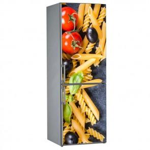 Αυτοκόλλητο Ψυγείου Pasta Variety - Decotek 19073