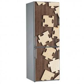 Αυτοκόλλητο Ψυγείου Puzzle Time - Decotek 19077