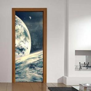 Αυτοκόλλητο Πόρτας Moonlight Decotek