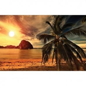 Πίνακας Ζωγραφικής Παραλία - Decotek 11011 (Τελευταίο Τεμάχιο)