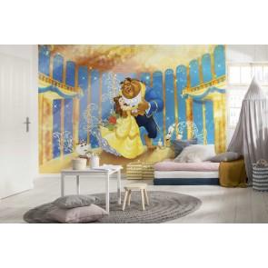 Παιδική Φωτοταπετσαρία Τοίχου Η Πεντάμορφη & Το Τέρας - Komar - Decotek 8-4022