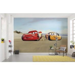 Παιδική Φωτοταπετσαρία Τοίχου Μακουίν Cars - Komar - Decotek 8-4100