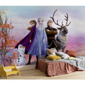 Παιδική Φωτοταπετσαρία Τοίχου Frozen - Komar - Decotek 8-4103