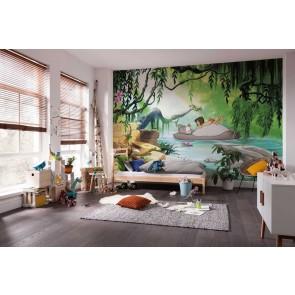 Παιδική Φωτοταπετσαρία Τοίχου Μόγλης και Μπαλού - Komar - Decotek 8-4106