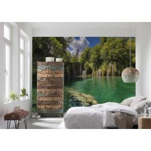 Φωτοταπετσαρία Τοίχου Λίμνη, Komar - Decotek 8-533