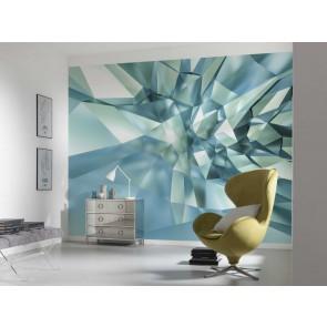 Φωτοταπετσαρία Τοίχου 3D Σπήλαιο Κρυστάλλου, Komar - Decotek 8-879