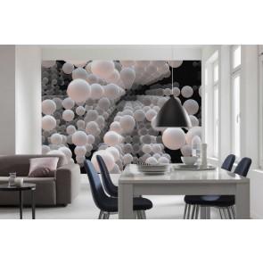 Φωτοταπετσαρία Τοίχου 3D Spherical, Komar - Decotek 8-880