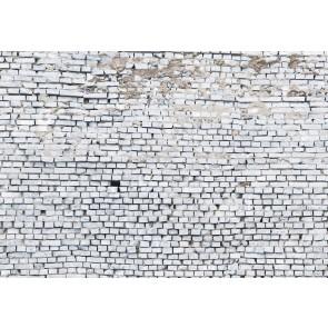 Φωτοταπετσαρία Τοίχου Λευκό Τούβλο , Komar - Decotek 8-881