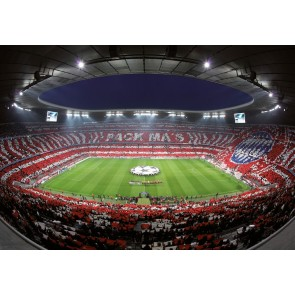 Φωτοταπετσαρία Τοίχου Ποδοσφαιρικό Γήπεδο - W+G - Decotek 4037-8p