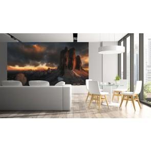 Φωτοταπετσαρία Τοίχου Δολομιτικές Άλπεις στην Ιταλία - W+G - Decotek 5065-4
