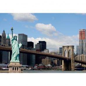 Φωτοταπετσαρία Τοίχου Γέφυρα του Μπρούκλιν - A&G Design Group - Decotek FT 0116