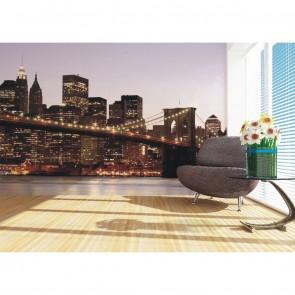 Φωτοταπετσαρία Τοίχου Γέφυρα του Μπρούκλιν - A&G Design Group - Decotek FT 0164