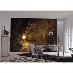 Φωτοταπετσαρία Τοίχου Σπηλιά - A&G Design Group - Decotek FT 0362