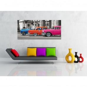 Φωτοταπετσαρία Τοίχου Ρετρό Αυτοκίνητο - A&G Design Group - Decotek FTG 0902