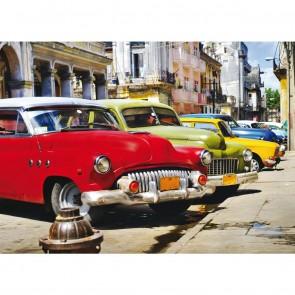 Φωτοταπετσαρία Τοίχου Ρετρό Αυτοκίνητα - A&G Design Group - Decotek FTM 0803