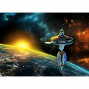 Φωτοταπετσαρία Τοίχου Διάστημα - A&G Design Group - Decotek FTM 0821