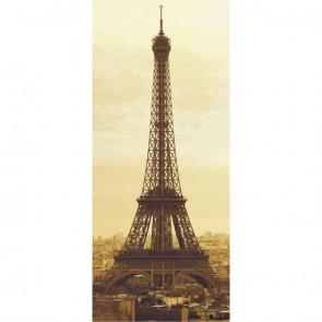 Φωτοταπετσαρία Πόρτας & Τοίχου Παρίσι - A&G Design Group - Decotek FTV 0016