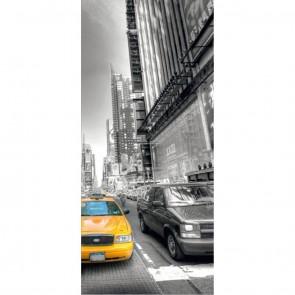 Φωτοταπετσαρία Πόρτας & Τοίχου Νέα Υόρκη - A&G Design Group - Decotek FTL 1621