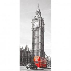 Φωτοταπετσαρία Πόρτας & Τοίχου Λονδίνο - A&G Design Group - Decotek FTV 1525