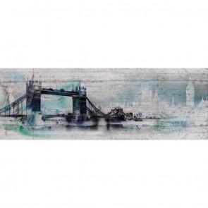 Φωτοταπετσαρία Τοίχου Λονδίνο - Komar - Decotek 4-315