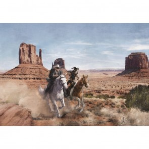 Παιδική Φωτοταπετσαρία Τοίχου Lone Ranger - Komar - Decotek 8-473