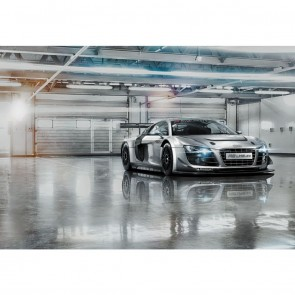 Φωτοταπετσαρία Τοίχου Audi R8 - Komar - Decotek 8-957