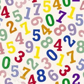 Παιδική Ταπετσαρία Τοίχου Αριθμοί - Behang Expresse, My Adventures - Decotek MA66122