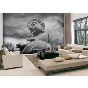 Φωτοταπετσαρία Τοίχου Βούδας - 1wall - Decotek NW8P-BUDDHA-002
