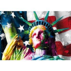 Φωτοταπετσαρία Τοίχου Το Άγαλμα της Ελευθερίας - 1wall - Decotek NW8P-LIBERTY-001
