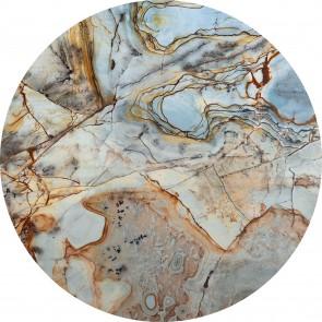 Komar Non Woven Photomural Marble Sphere