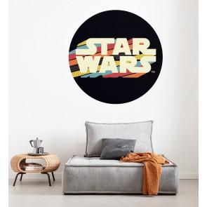 Παιδική Φωτοταπετσαρία Τοίχου Star Wars - Komar, DOT - Decotek DD1-030 (Ø 125 cm)