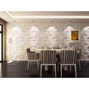 3D Πάνελ - 3D Art Panel - Decotek City
