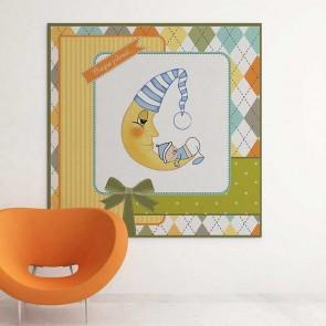 Παιδικός Πίνακας Ζωγραφικής Sweet Dreams - Decotek 16015
