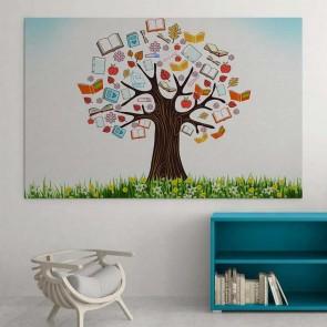 Παιδικός Πίνακας Ζωγραφικής Tree of Knowledge - Decotek 16028