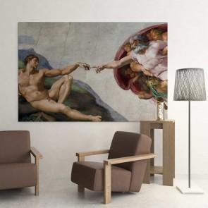 Πίνακας Ζωγραφικής The Creation of Adam