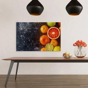 Πίνακας Ζωγραφικής Citrus Fruits