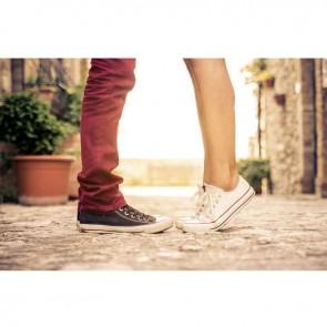 Πίνακας Ζωγραφικής Couple in Love - Decotek 17001