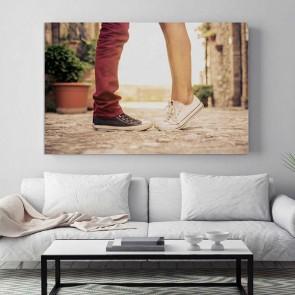 Πίνακας Ζωγραφικής Couple in Love