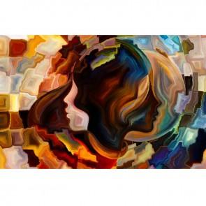Πίνακας Ζωγραφικής Female's Faces