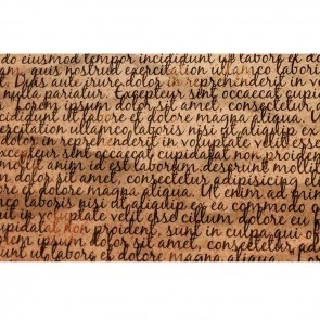 Πίνακας Ζωγραφικής Handwriting - Decotek 18708