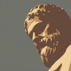 Πίνακας Ζωγραφικής Greek Philosopher - Decotek 19260