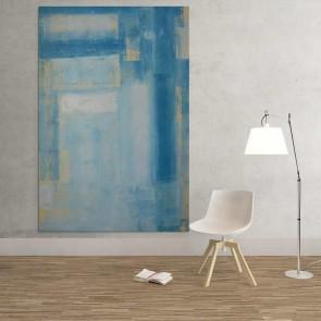 Πίνακας Ζωγραφικής Light Blue